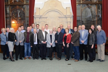 Borough Councillors 2018